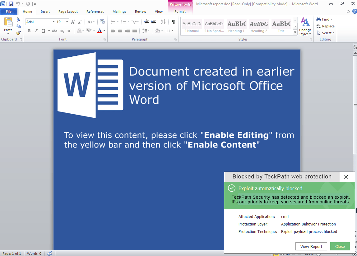 Activer ou désactiver les macros dans les fichiers Office