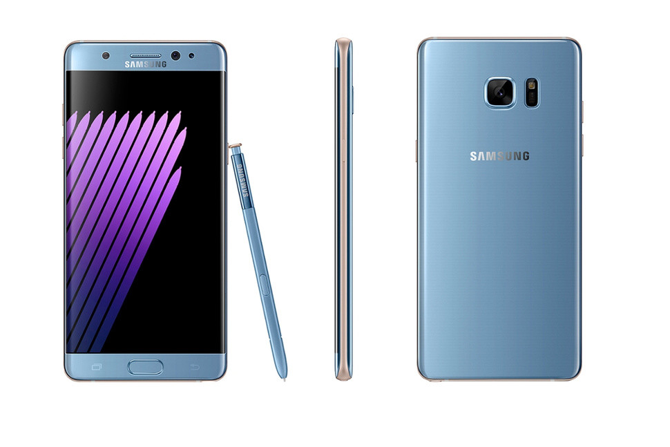 Samsung Recalls Note 7 - teckpath