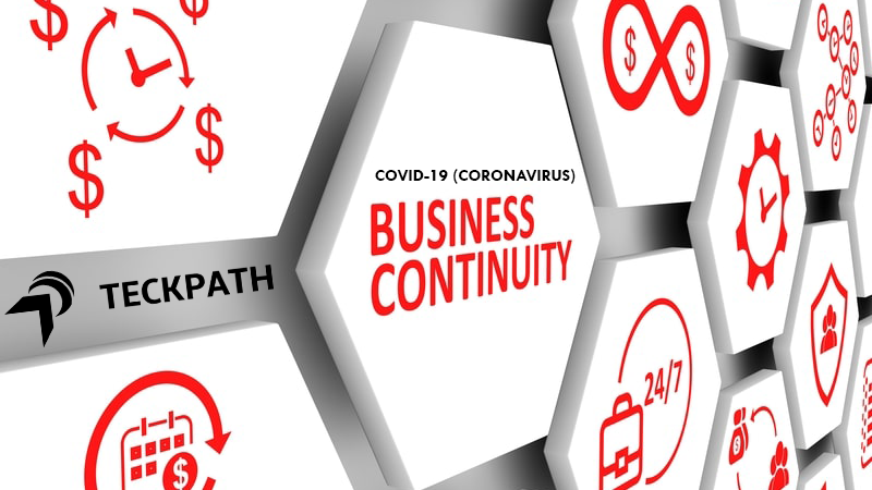 COVID-19, Business Continuity Plan, Home office setup